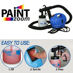 Paint Zoom Sprayer – Spray Paint Anything