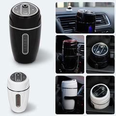 Portable Mini USB Air Filter Purifier Diffuser for Home Office Car