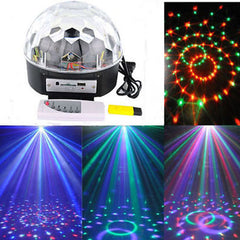 Disco Stage Light with Bluetooth and Remote