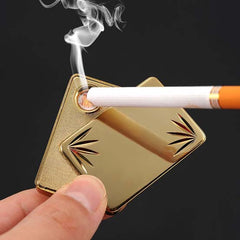 Rechargeable cigarette lighter