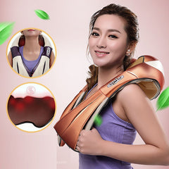 Relax-Spin ~ Powerful Shoulder & Neck Kneading Massager