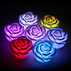 Rose Flower Led Light