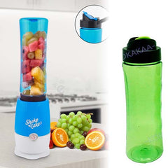Shake N Take 3 with 1 Extra Bottle - Portable Blender Mixer
