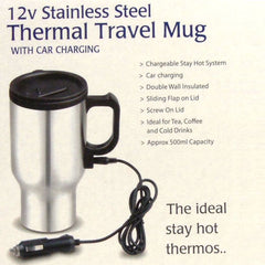 Car Travel Cup 12v Electrical
