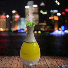 Vase Design Air Humidifier with LED Light
