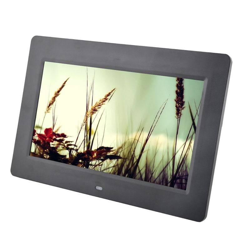 10-inch Digital Photo Frame - Black / EU Plug - Digital Photo Frames
