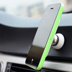 360 Degree Magnetic Car Phone Holder - Mobile Phone Holders & Stands