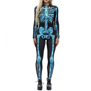 3D Bodysuit Halloween Just For You - Style 3 / S - Halloween