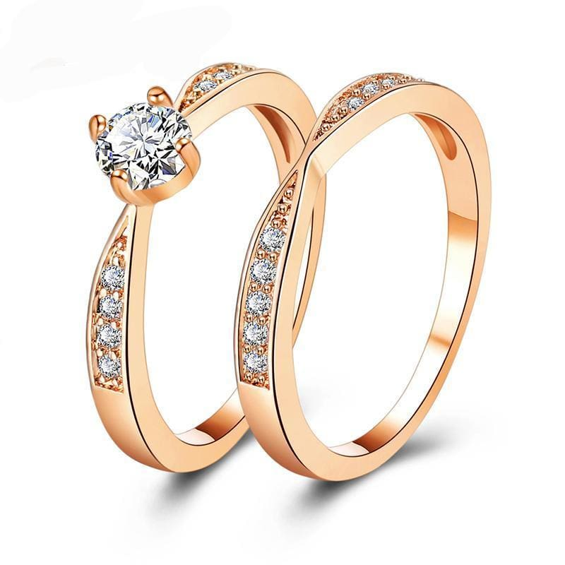Amazing Cubic Zirconia Ring - Rings