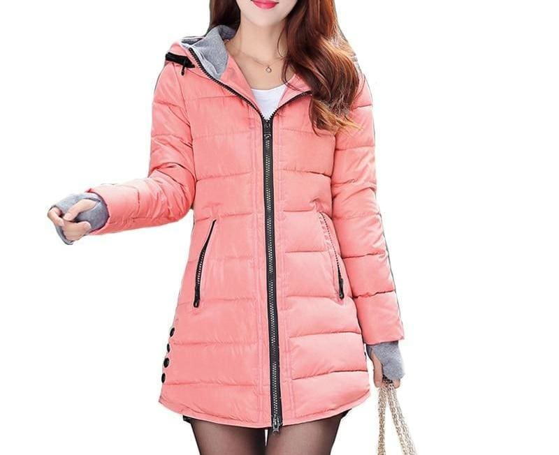 Amazing Hooded Warm Coat - Parkas