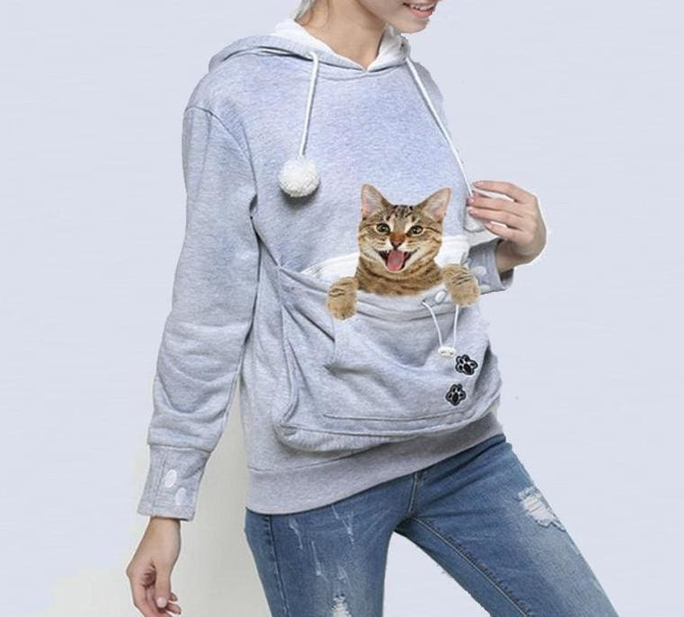 Amazing Pet Paw Pullovers - Hoodies & Sweatshirts