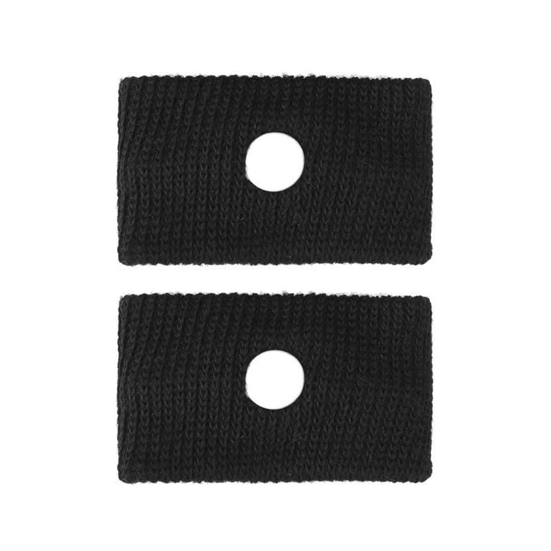 Anti Motion Sickness Wristband - Black - Wrist Support