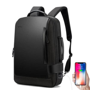 Anti-theft Laptop backpack Waterproof Just For You - Enlarge Backpack / 15.6 inches - Backpacks1