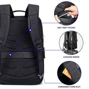 Anti-theft Laptop backpack Waterproof Just For You - Backpacks1