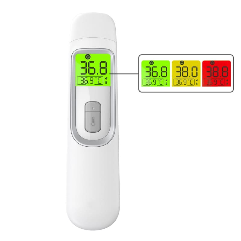 Baby Thermometer Infrared Digital - Yellow - Temperature Instruments