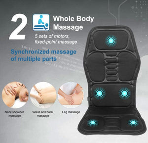 Back Massager Chair Cushion Vibrator Just For You - Massager1