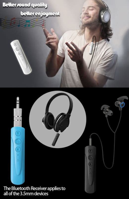 Bluetooth Headphone Wireless With Microphone - Bluetooth Earphones & Headphones