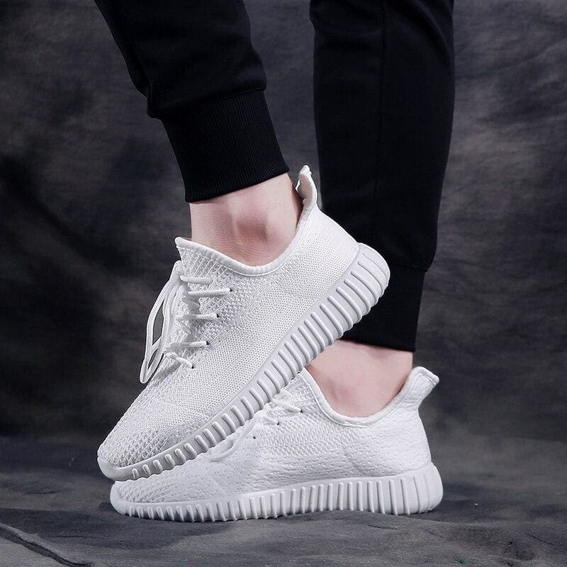 Boost Breathable Shoes Women - White / 6 - Mens Casual Shoes