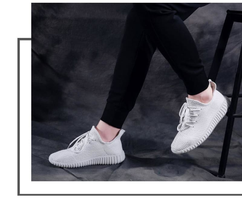 Boost Breathable Shoes Women - White / 7.5 - Mens Casual Shoes