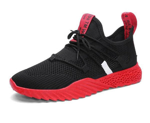 Breathable Mesh Shoes Sneakers - Shoes Sneakers