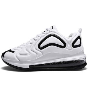 Breathable Shoes For Men and Women - White Black / 5.5 - Boost Breathable Shoes