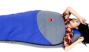 Camping Sleeping Bags Just For You - blue 1500g - Sleeping Bags