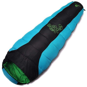 Camping Sleeping Bags - Sky blue - Sleeping Bags