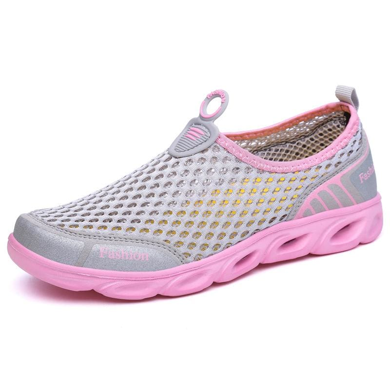 Casual Shoes Sneakers - Pink / 5.5 - Mens Casual Shoes