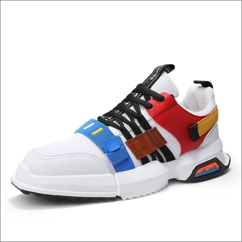 Casual Shoes Sneakers - white / 6.5 - Casual Shoes Sneakers