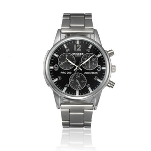 Classic wristwatch for men - Quartz Watches