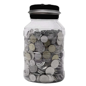 Coin Counting Piggy Bank - Money Boxes