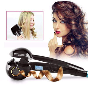 Curling Hair Iron - Black / US - Beauty Product