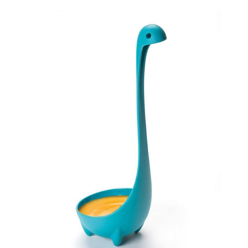 Cute Dinosaur Spoon for kids - Blue - Spoons
