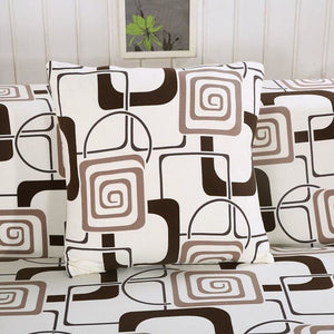 Decorative Square Cushion Covers - 45X45 Cushion cover / color 19 - Cushion Cover