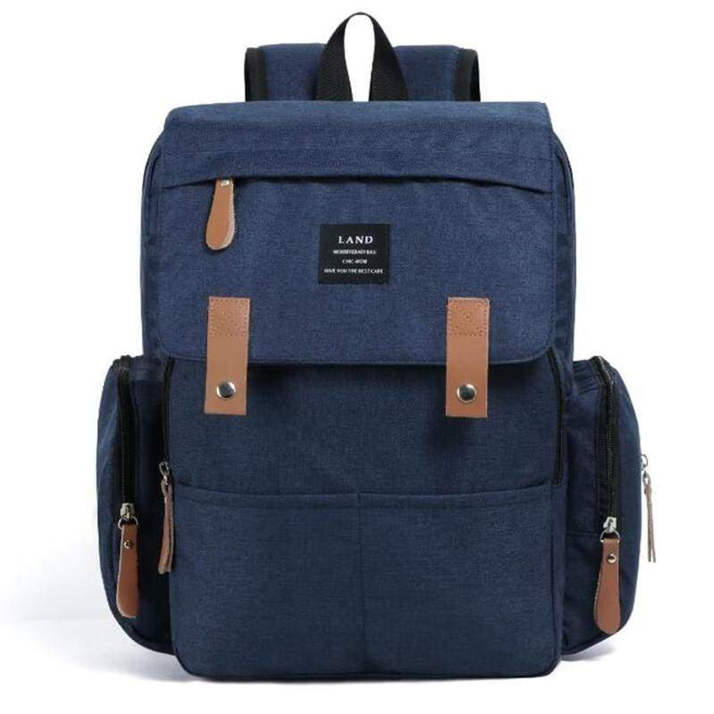 Diaper Bags for Baby Just For You - Dark blue - Backpacks