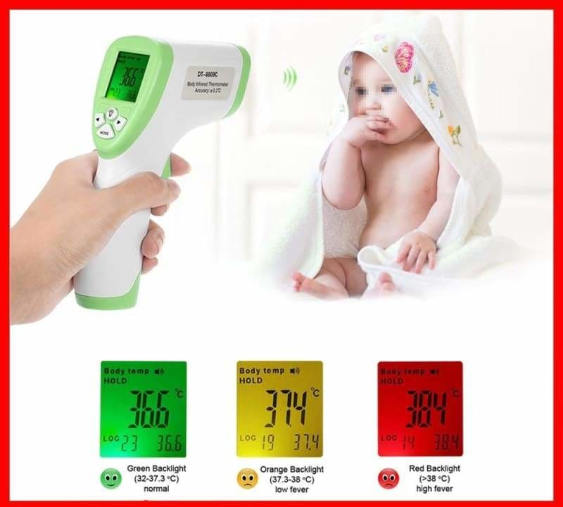 Digital Forehead Thermometer Gun Just For You - Temperature Instruments