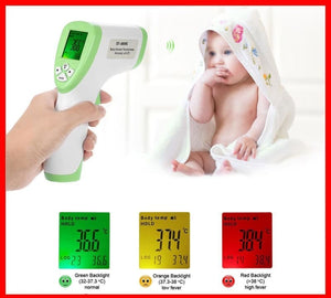 Digital Forehead Thermometer - Temperature Instruments