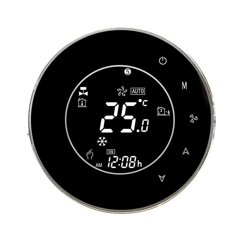 Digital Wifi Smart Thermostat - Black - Thermostat