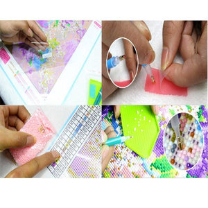 DIY Diamond Painting Full Round 5D Just For You - DIY Painting