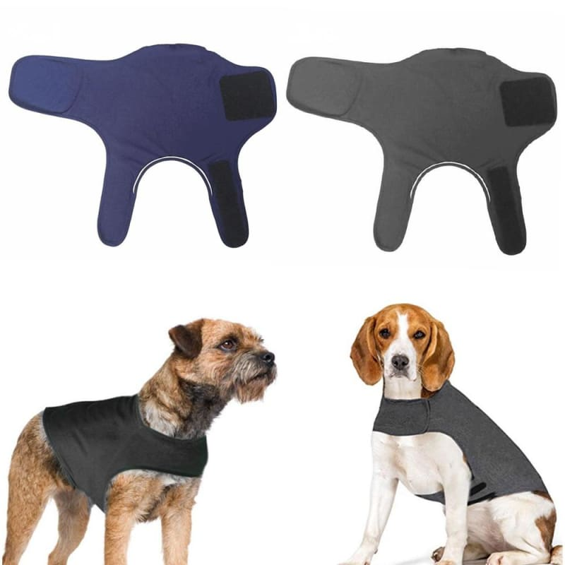 Dog Anti Anxiety Vest - Dog Vests
