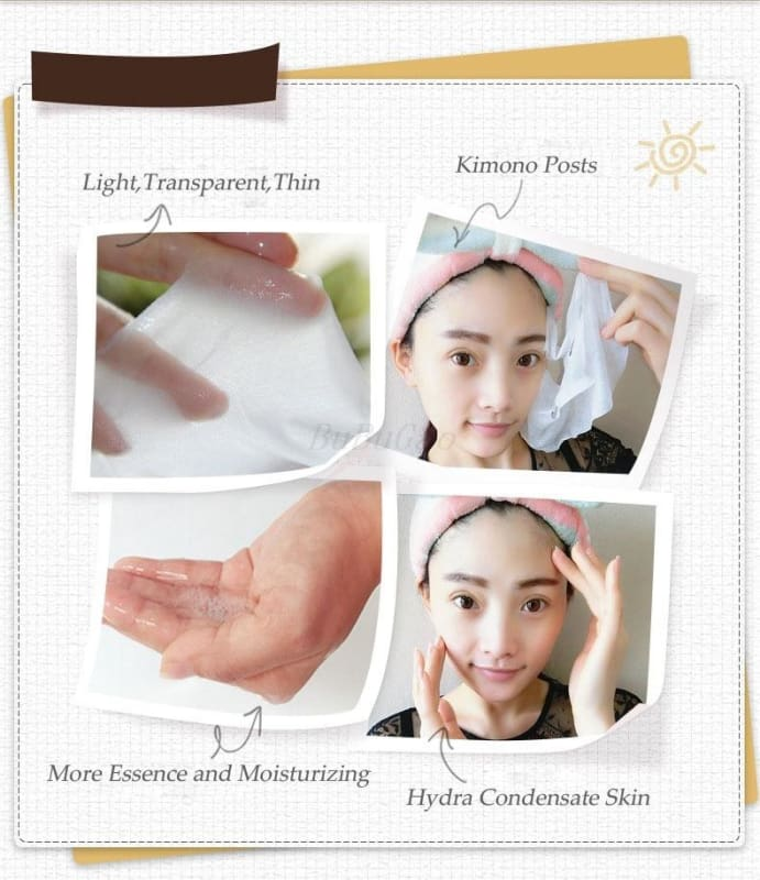 Essence Facial Mask Just For You - 200001255