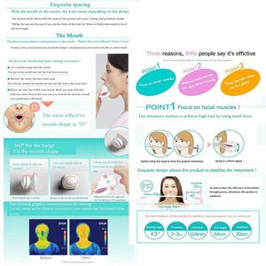 Facial Fitness For Anti-Aging - Face Skin Care Tools