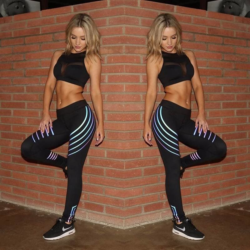 Fashion Slim Leggings - Leggings
