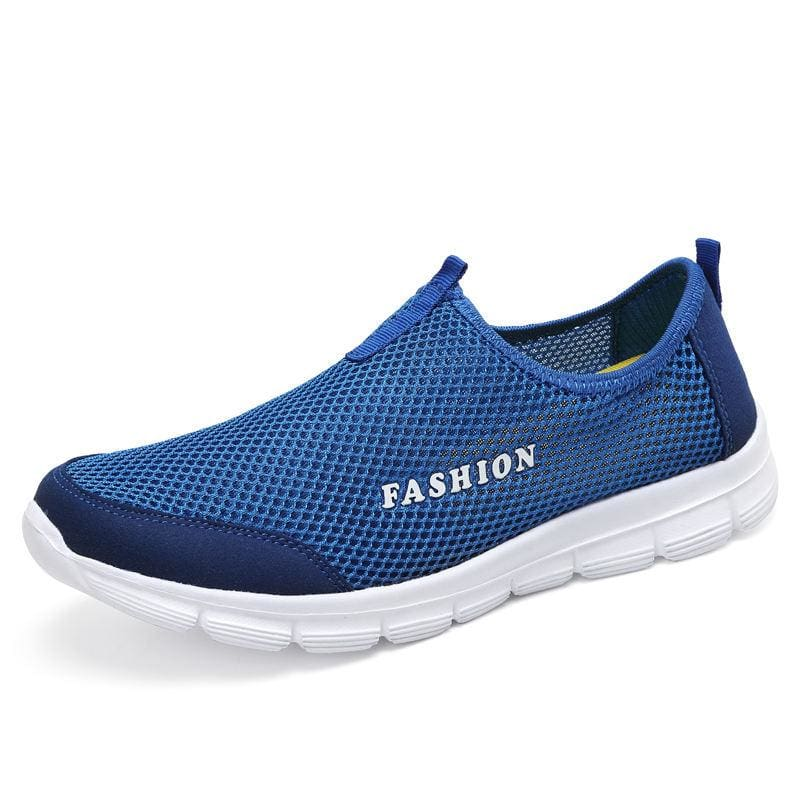 Fashion Summer Shoes - blue / 3.5 - Mens Casual Shoes