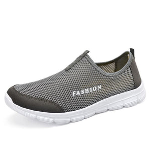Fashion Summer Shoes - dark grey / 3.5 - Mens Casual Shoes