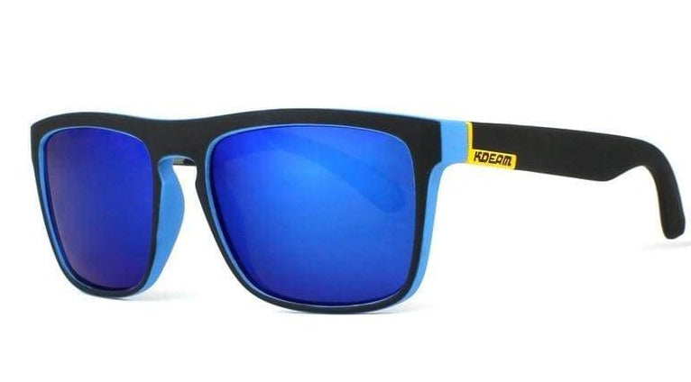 Fashion Unisex Sun Polarized Sunglasses - C1 / Polarized With Box - Sunglasses