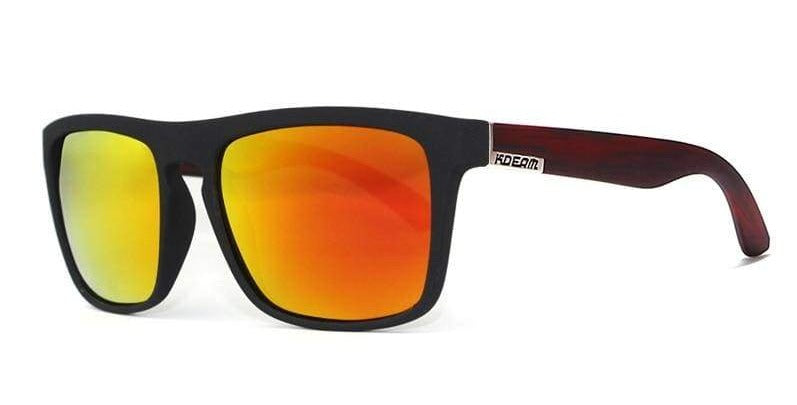 Fashion Unisex Sun Polarized Sunglasses - C12 / Polarized With Box - Sunglasses