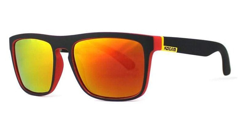 Fashion Unisex Sun Polarized Sunglasses - C4 / Polarized With Box - Sunglasses