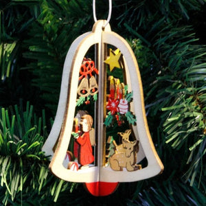 Hanging Christmas Tree - 1 - Pendant & Drop Ornaments