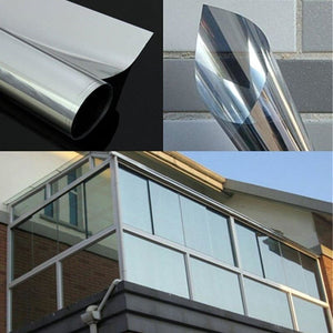 Heat Insulation Film for windows - 50 x 500 cm - Decorative Films